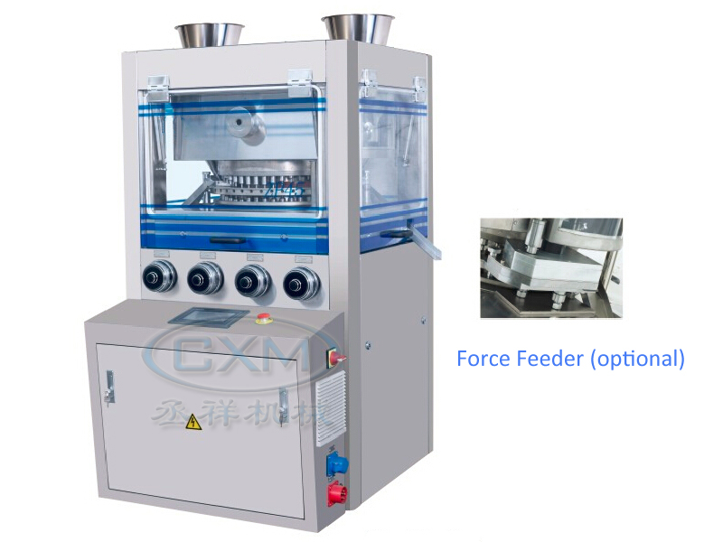 ZP41H ZP45H Rotary Tablet Press