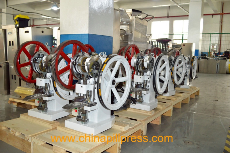TDP-6T Single Punch Tablet Press