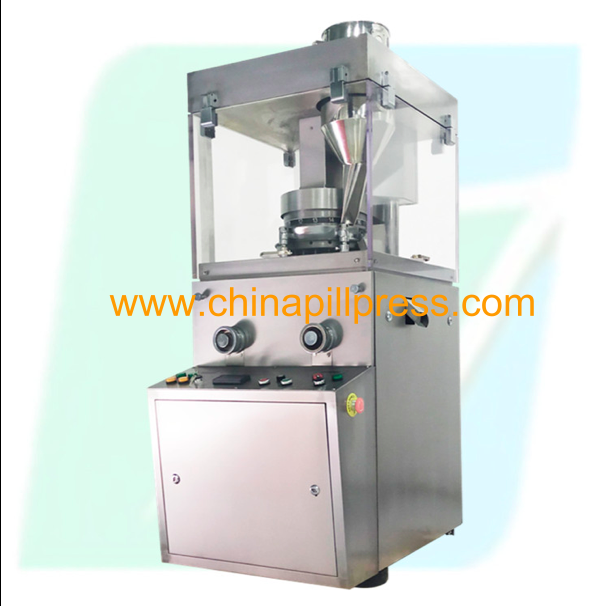 ZP17D rotary tablet press