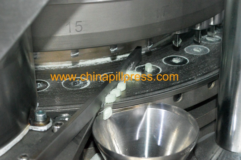 ZP35D Rotary Tablet Press